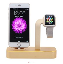 Док-станция для Apple IPhone Apple Watch gold